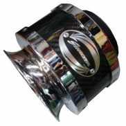 กรองเปลือย SIMOTA Carbon ปาก3.0นิ้ว 130x125x77mm