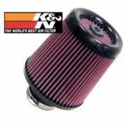 กรองเปลือย K&N ปาก2.5นิ้ว RX-4860 สูง6.5นิ้ว