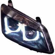 ไฟหน้าโปรเจคเตอร์ Isuzu D-Max 2012 ALL New LED ตัว U
