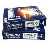 หัวเทียน NGK LPG Iridium BPR6EIX-2347 4G63 4G15