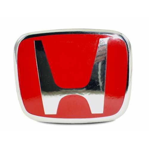 โลโก้ Hแดง Honda Jazz 2004 GD หน้า