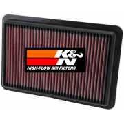 กรองอากาศ ผ้า Mazda CX-5 2014 K&N