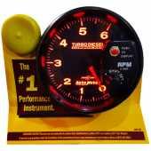 เกจวัดรอบ RPM Auto Meter หน้าดำ-อักษรแดง 5.0นิ้ว