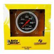 วัดบูสแท้ AutoMeter หน้าน้ำมัน-ดำ 60PSI 2.5นิ้ว