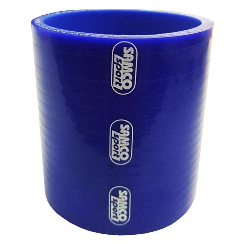 ท่อซิลิโคน-ตรง 2.5นิ้ว สีน้ำเงิน