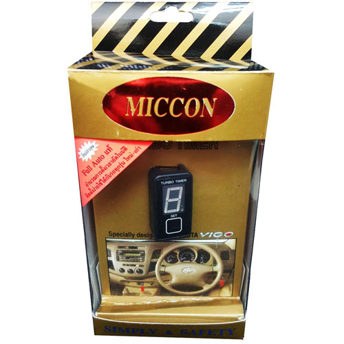 Turbo Timer TOYOTA VIGO Miccon