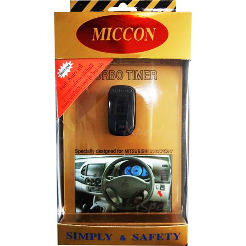 Turbo Timer Miccon Triton 2005 - Pajero Sport
