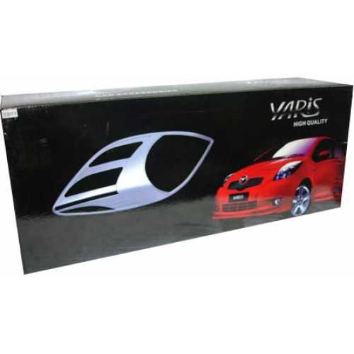 ครอบไฟหน้า Toyota Yaris 2006