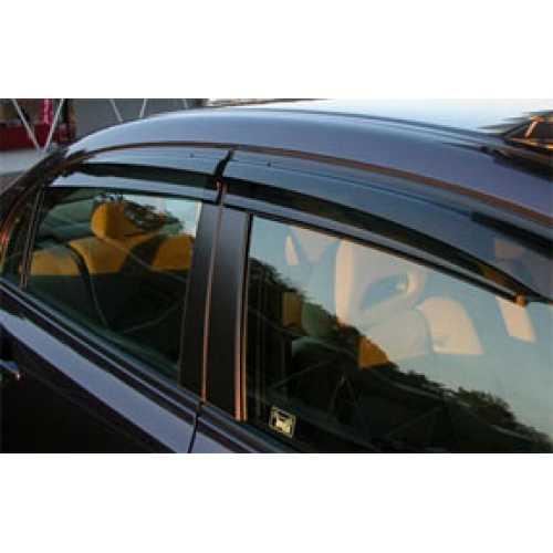 กันสาด Honda Civic 2006 FD ทรง Mugen โมฉีด-กิ๊ป ไต้หวัน